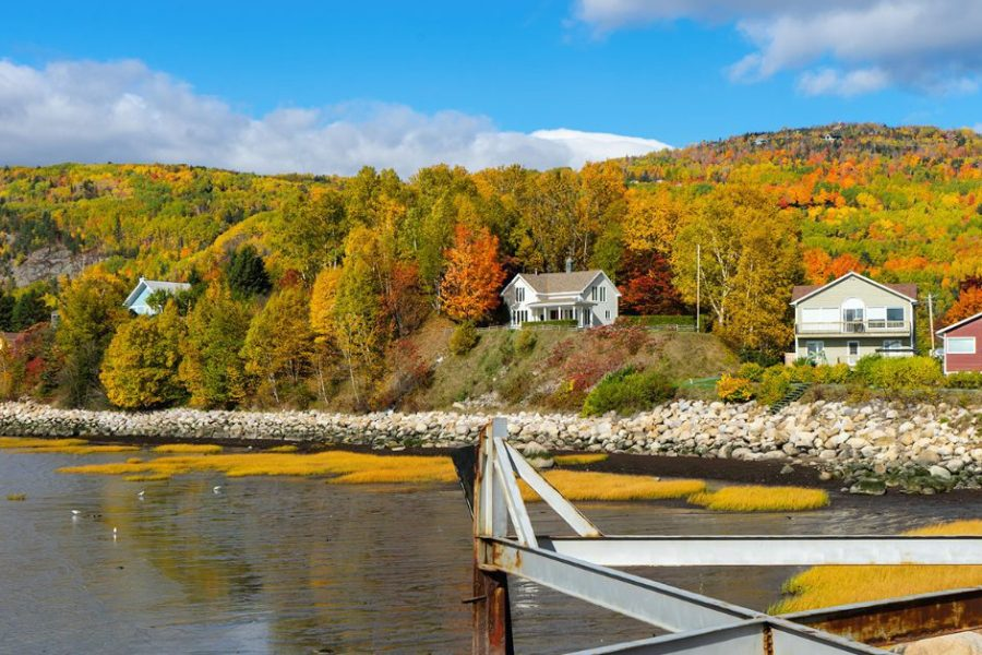 Day Trip to L'Isle-aux-Coudres, Quebec