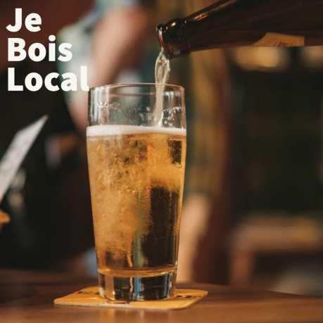 Je Bois Local... I drink local!