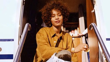 Whitney Houston is shown in a still image from the upcoming documentary, Whitney. (Credit: Miramax and Roadside Attractions)