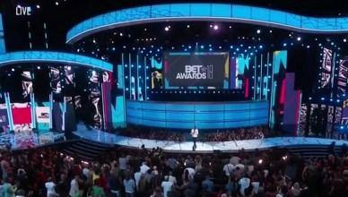 BET Awards 2018 (Credit: YouTube)