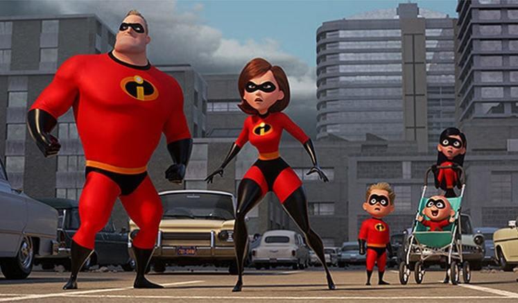 Incredibles 2 (Credit: Disney-Pixar)