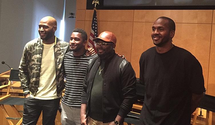 NABJ Black Men Panel held on Saturday, June 2, 2018. (Credit: Twitter)