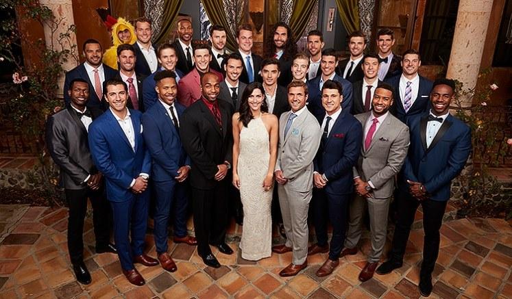 The Bachelorette season 14 cast. (Credit: ABC/Craig Sjodin)