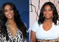 Tami Roman and Octavia Spencer (Stock Photos)