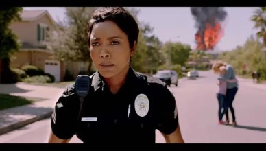 A scene is shown from the 9-1-1 season 2 trailer (Credit: Fox)