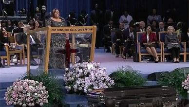 Aretha Franklin Funeral (Washington Post/YouTube)