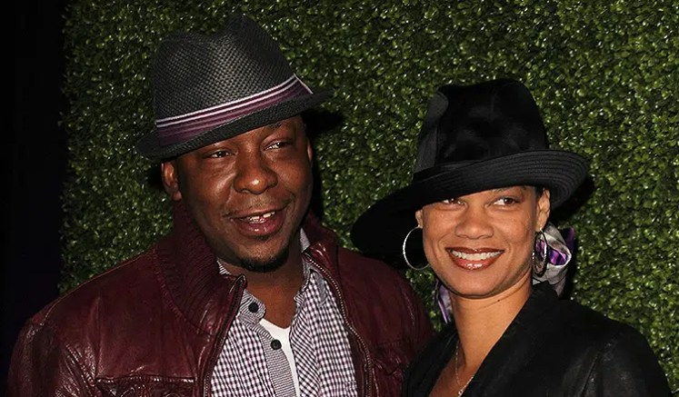 Bobby Brown and Alicia Etheredge-Brown (Credit: Deposit Photos)
