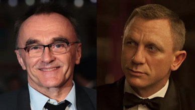 Danny Boyle and Daniel Craig (Deposit Photos and MGM)