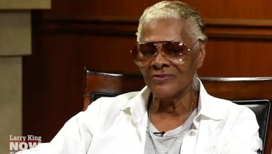 Dionne Warwick on Larry King Now (Credit: Ora TV)