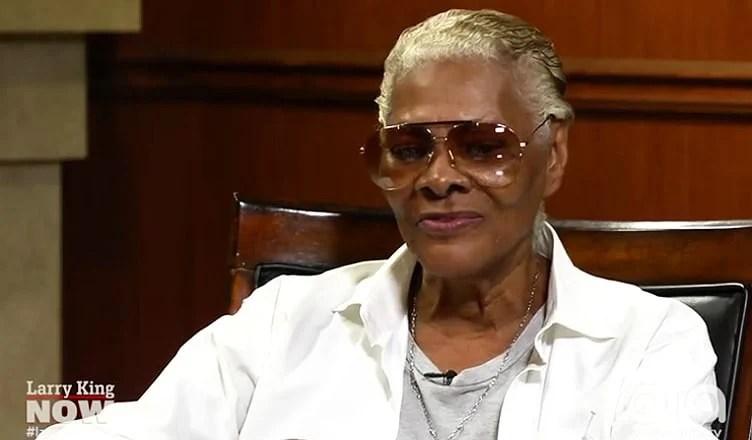 Dionne Warwick on Larry King Now (Credit: Ora TV)