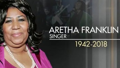 Fox News Aretha Franklin graphic (Credit: Fox News)