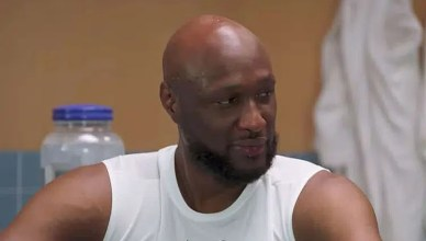 Lamar Odom (Credit: Laugh Out Loud!)