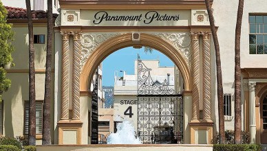 Paramount Pictures (Credit: Paramount Studio Tour)