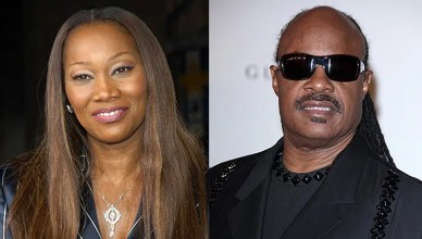 Yolanda Adams and Stevie Wonder (Credit: Deposit Photos)