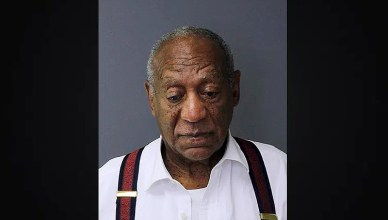 Bill Cosby Booking Photo. (Montgomery County Correctional Facility)