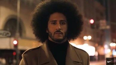 Colin Kaepernick Nike Ad (Credit: Nike)