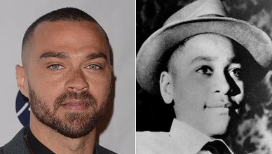 Jesse Williams and Emmett Till (Credit: Deposit Photos and Stock Image)