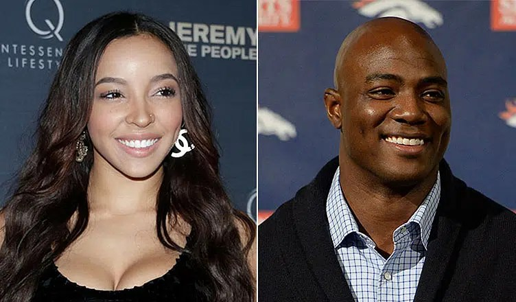Tinashe and DeMarcus Ware will appear on Dancing With the Stars. (Credit: Deposit Photos and YouTube)