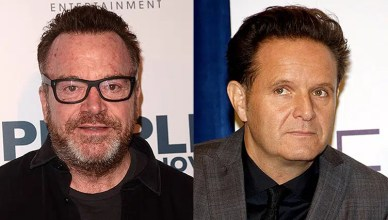 Tom Arnold and Mark Burnett (Credit: Deposit Photos)