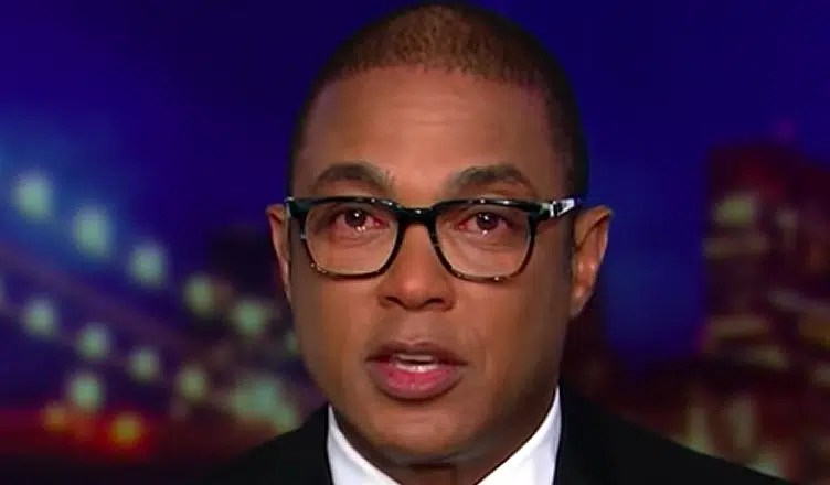 Don Lemon breaks down on CNN Tonight while discussing sexual assault. Sept. 24. (Credit: CNN/YouTube)