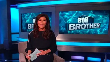 Julie Chen referred to herself as Julie Chen Moonves during the Big Brother finale. (Entertainment Tonight/YouTube)