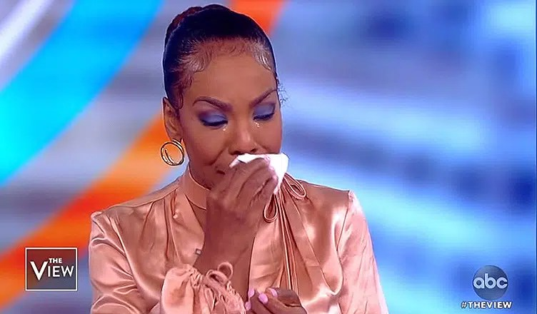 Andrea Kelly (Credit: The View)