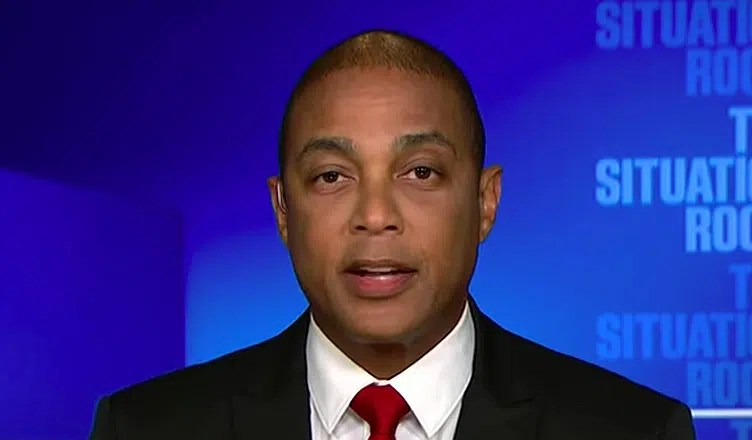 Don Lemon talks to Wolf Blitzer about Kanye West's visit to the White House (Credit: CNN/YouTube)