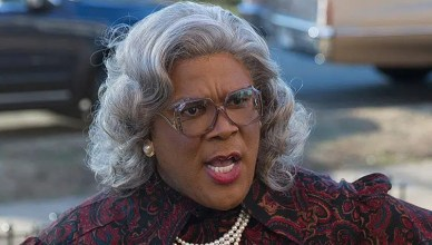 The Madea character is shown. (Credit: Lionsgate)