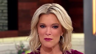 Megyn Kelly talks about Vladimir Putin during a March 2018 episode of Today. (Credit: Today/YouTube)