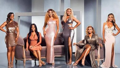 Real Housewives of Atlanta Season 11 cast photo. (Credit: Bravo)