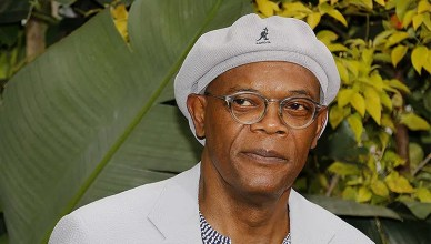 Samuel L. Jackson at the Los Angeles premiere of 'The Legend Of Tarzan' held at the Dolby Theatre in Hollywood, USA on June 27, 2016. (Credit: Shutterstock)