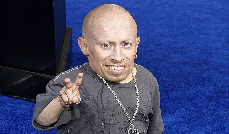 Actor Verne Troyer is show in this stock image. (Credit: Deposit Photos)