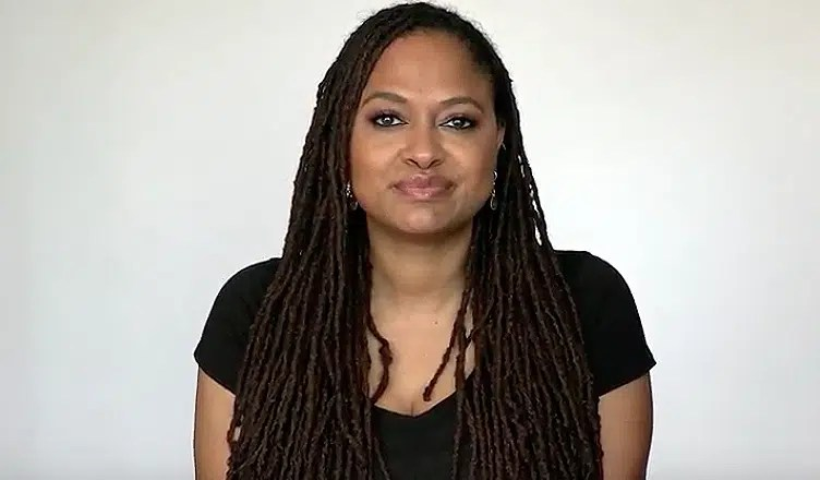 Ava DuVernay talks to The Female Lead. (Credit: The Female Lead/YouTube)