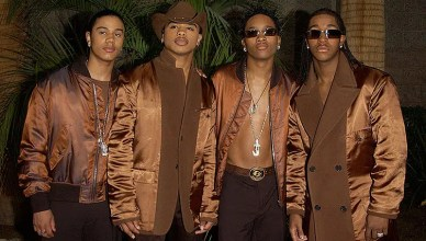 B2K at the 2002 Billboard Music Awards at the MGM Grand, Las Vegas. 09DEC2002. (Credit: Shutterstock)