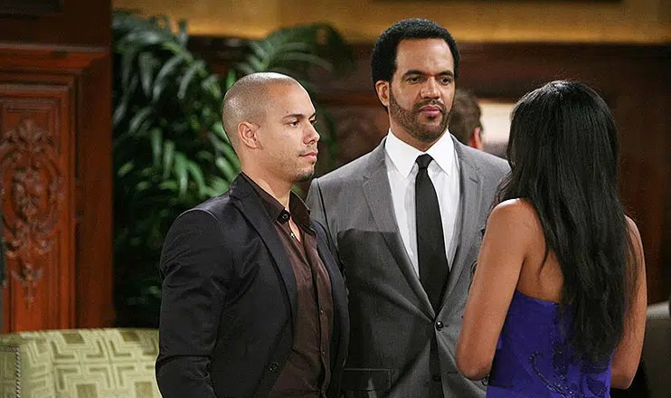 """St. John played Neil Winters on """"Y&R"""". (Credit: CBS)"""