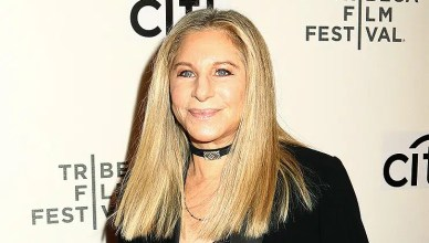 "Barbra Streisand attends ""Tribeca Talks: Storytellers: Barbra Streisand with Robert Rodriguez"" during the Tribeca Film Festival on April 29, 2017, in New York City. (Credit: Shutterstock)"
