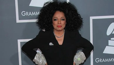 Diana Ross at the 54th Annual Grammy Awards, Staples Center, Los Angeles, CA 02-12-12. (Credit: Deposit Photos)