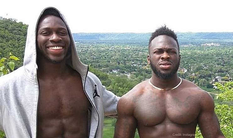 Olabinjo and Abimbola Osundairo (Credit: Instagram)