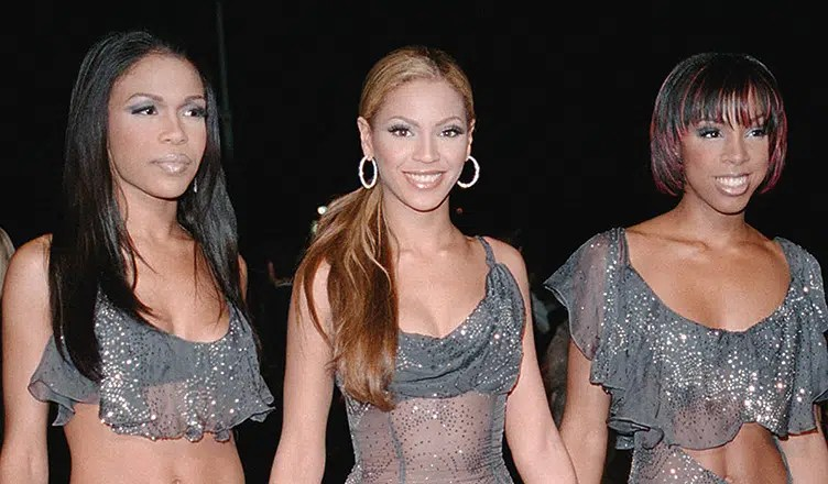 Destiny's Child at the NAACP Image Awards, honoring the nest in black music, held at the Universal Amphitheater, 03-01-01. (Credit: S. Bukley/Deposit Photos)