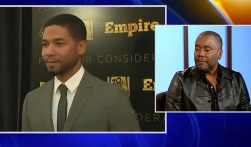 Lee Daniels on Good Day New York. (Credit: Fox 5 NY)