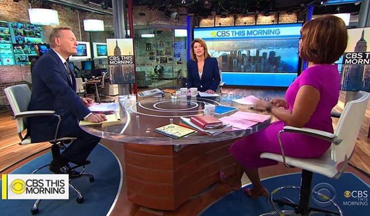 CBS This Morning News Team (Credit: CBS)
