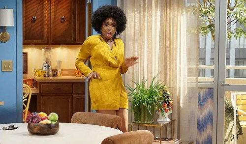 Jennifer Hudson on The Jeffersons Remake (Credit: ABC)