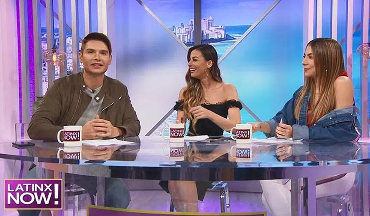 LatinX Now! (Credit: Telemundo)