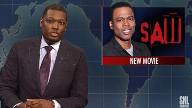 Michael Che and Chris Rock SNL (Credit: NBC)