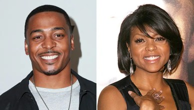 RonReaco Lee and Taraji P. Henson (Credit: Deposit Photos)