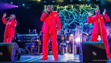 Rotterdam, The Netherlands - 13-15 July 2018. North Sea Jazz Festival performance of The O'Jays (Credit: Shutterstock)