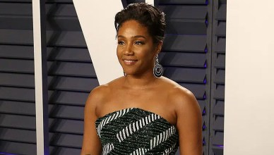 Tiffany Haddish at the 2019 Vanity Fair Oscar Party on the Wallis Annenberg Center for the Performing Arts on February 24, 2019 in Beverly Hills. (Credit: Jean Nelson/Deposit Photos)