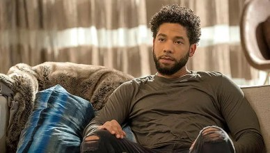 Jussie Smollett on Empire (Credit: Fox)