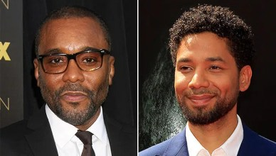 Lee Daniels and Jussie Smollett (Credit: Deposit Photos)