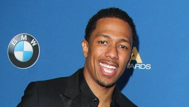 Nick Cannon at the 66th Annual Directors Guild of America Awards at Century Plaza Hotel on January 25, 2014 in Century City, CA. (Credit: Jean Nelson/Deposit Photos)